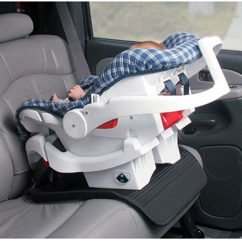 Baby Child Car Seat Protector 2 Stage, Baby Car Seat Pad