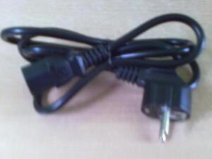 Computer Netzkabel, Anschlusskabel 1,5 m schwarz - Höxter, Deutschland - Computer Netzkabel, Anschlusskabel 1,5 m schwarz - Höxter, Deutschland