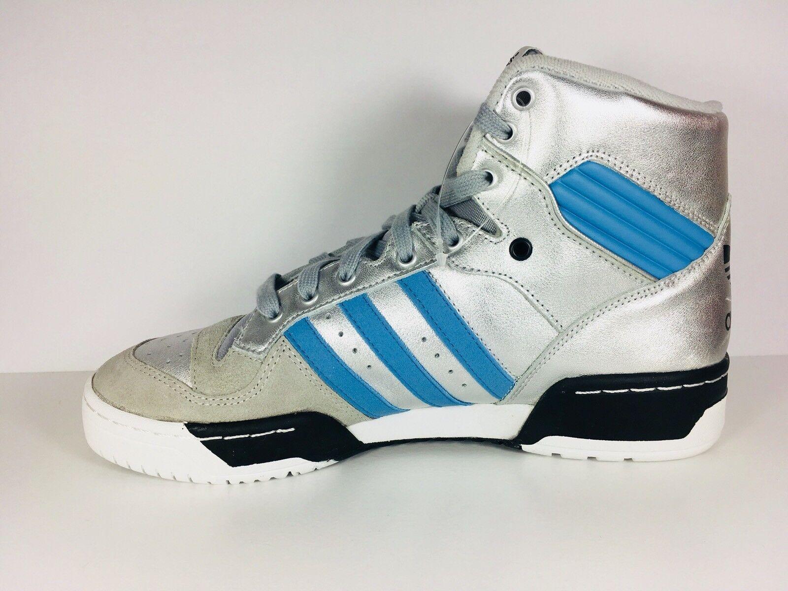 Adidas rivarly ciao nigo 2 tokyo silver / blu blu blu / grigio m21517 noi taglia 9 la libera navigazione fc35a3