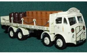 CORGI-97317-97931-97942-ERF-FODEN-AEC-FLATBED-diecast-models-Ltd-Editions-1-50th