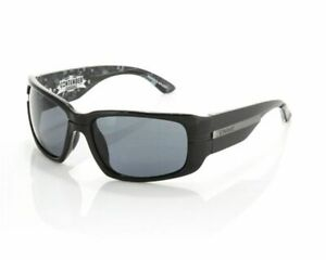 NEW Carve Contender Black Polarized Mens Sport Wrap Sunglasses
