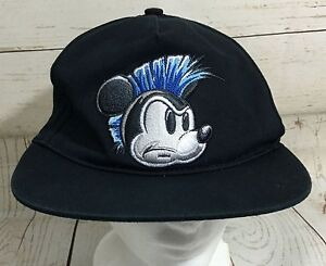 4c3b8915448 Walt Disney Parks Youth Mickey Mouse With Mohawk Baseball Hat Cap ...