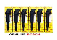 BOBINE Accensione Set BMW 5 Series E60 e 61 523 525 530 N52 MOTORE 0221504465 BOSCH