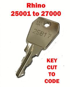 free locksmith key codes