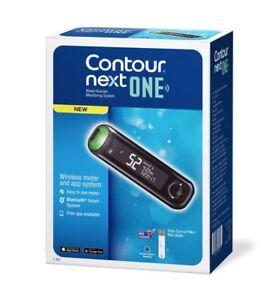 Contour Next One Wireless Blood Glucose Monitoring Kit
