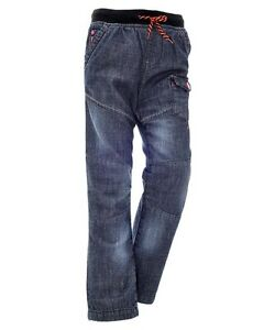 BRAND-NEW-KIDS-GIRLS-BOYS-THERMO-WARM-WINTER-JEANS-18-24-MTH-2-3-3-4-4-YRS