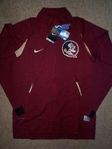 90-NIKE-Florida-State-Seminoles-Game-Jacket-Jersey-Adult-MENS-MEN-039-S-m-medium