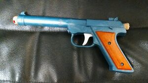 Vintage Toy Gun Fires Rubber Tipped Darts, Lugar, Hong Kong