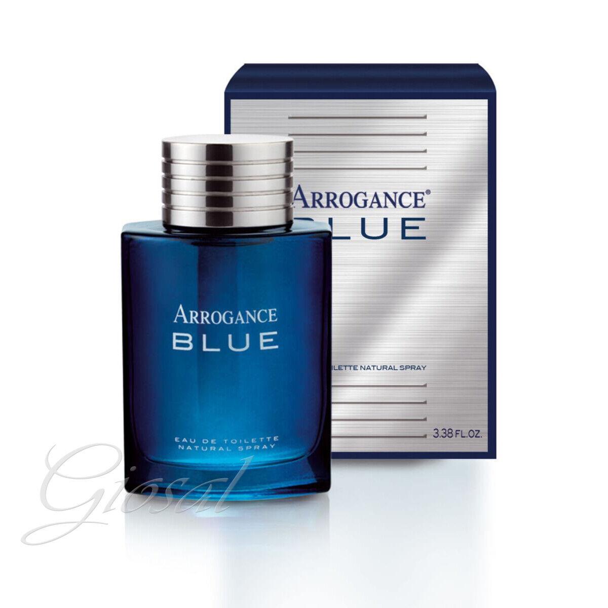 profumi: Profumo Uomo ARROGANCE Blue EDT Eau De Toilette 30ML 50ML 100ML SPRAYGIOSAL