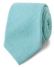 T.M.Lewin Mens  Byron Slim Fit Charcoal Barberis Wool Trouser
