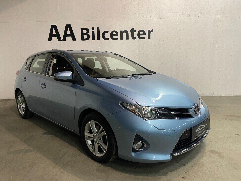 Toyota Auris 1,4 D-4D T2+ M/M 5d - 114.900 kr.