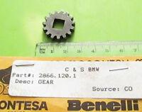 Montesa Cota 123 28m Gear Change 15 T Gear P/n 2866.120.1 & 28.66.120.1 1