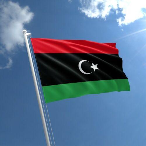 UNC P-76 LIBYA 1 DINAR 2013