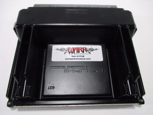 2000 Corvette GM 0411 5.7 LS1// 4L60E PCM With VATS Deleted WARR Performance