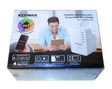 NEW EDIMAX EW-7438RPn Mini N300 Wi-fi  Extender Access Point  Wi-Fi Bridge