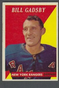 1958-59-Topps-New-York-Rangers-Hockey-Card-34-Bill-Gadsby