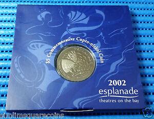 2002-Singapore-Esplanade-Theatres-on-the-Bay-5-Commemorative-Cupro-Nickel-Coin