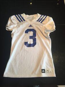 meet 358ae 53d8b Details about Game Worn Used Josh Rosen UCLA Bruins Football Practice  Jersey adidas Size XL