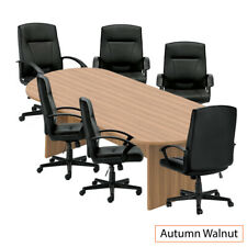 Gof 8ft Conference Table Amp 6 Chair Set G11782b Chair Only Available