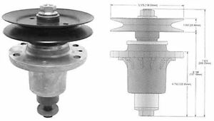 3-PK-EXMARK-SPINDLE-ASSEMBLY-REPLACES-103-1105-13003