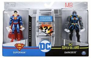 DC Universe 2-Figure DC Comics 4-Inch Battle Pack Choose Your Pack