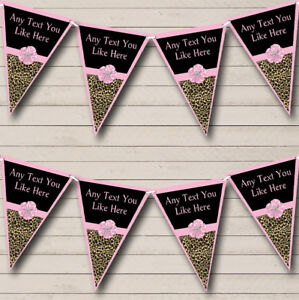 Stag and Hen Do party Banner bunting Sten Party Bunting Personalised STEN DO