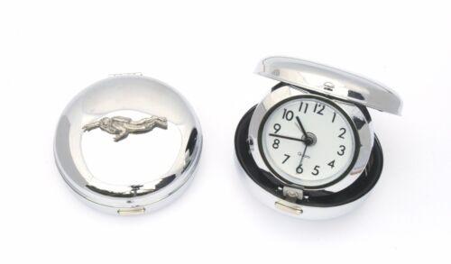 Scuba Diver Style Travel Alarm Clock Quartz Ideal Diving Gift