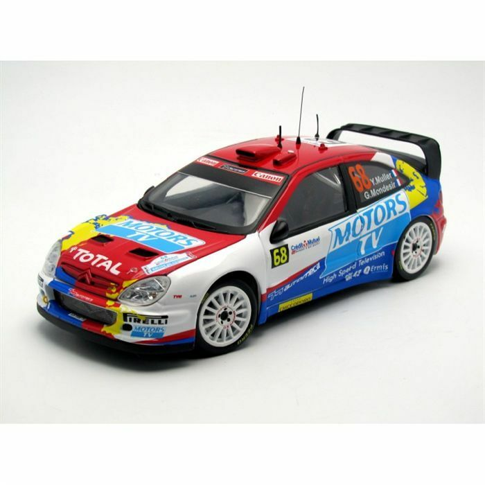 CITROEN XSARA WRC  68 MULLER MONDESIR RALLYE DE FRANCE ALSACE 2010 SUNSTAR 4473