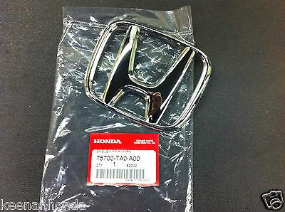 Genuine OEM Honda Civic 2Dr Coupe Front Grille H Emblem 2012-2013