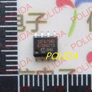 5PCS MCU IC MICROCHIP SOP-8 PIC12F675-E//SN PIC12F675T-E//SN 12F675-E//SN 12F675