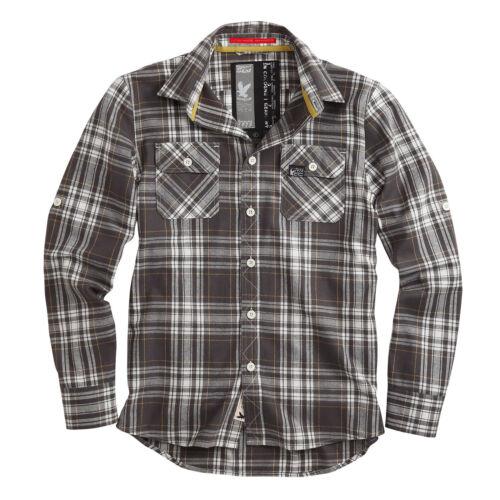 Trooper™ Raw Vintage T-Shirt D/'Été Bûcheron Lumberjack Jeans Femmes et Hommes