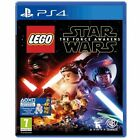 Lego Star Wars The Force Awakens Ps4 PlayStation 4