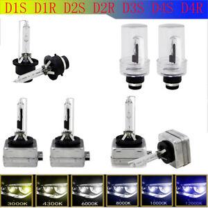 2x-35W-D1S-D1C-D2R-D2S-D3S-D4S-HID-Xenon-Replacement-Headlight-Light-Lamp-Bulb