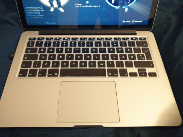 MacBook Pro, Macbook pro retina 13 inch early 2015, 2.7…
