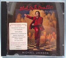 MICHAEL JACKSON - BLOOD ON THE DANCE FLOOR - ORIGINAL 1997 CD