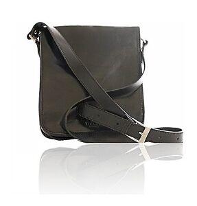 Timmari Italian Leather Shoulder Messenger Bag CrossBody Handbag Purse Men Women