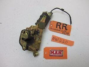 00-06 GMC Chevrolet Cadillac Door Lock Latch Actuator Front RH Passenger SideOEM