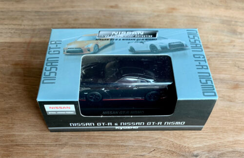 KYOSHO 1//64 NISSAN R35 GT-R MY2017 Minicar Collection