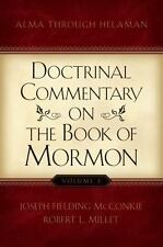 Doctrinal Commentary on the BK of Mormon by Joseph McConkie and Robert Millet (2007, Paperback)
