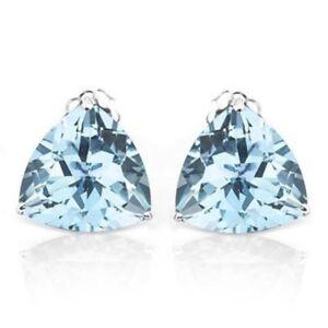 Ohrringe-Ohrstecker-Milena-925er-Silber-1-5-Kt-echter-Blautopas-6-mm-Trillion