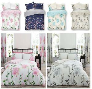 Diseno-Camila-Akira-Floral-Flor-Impreso-Cubierta-Del-Edredon-Edredon-Juego-de-cama-conjunto-de-todos