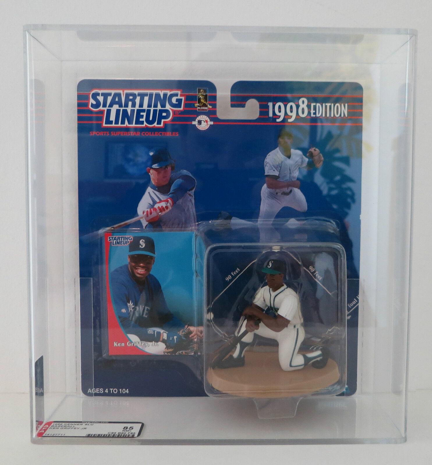 Ken Griffey Jr Starting Lineup Mlb Baseball Figura De Acción Afa Graduado 1998 Kenner