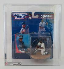 Ken Griffey Jr Starting Lineup MLB Baseball Action Figure AFA Graded 1998 Kenner