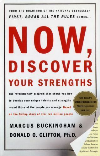 1 of 1 - Now, Discover Your Strengths-ExLibrary