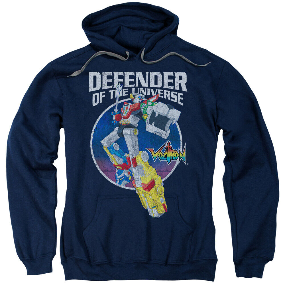 Voltron Defender of the Universe signori Unisex Hoodie Available Sm to 3x