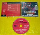 CD - JAZZ COLLECTION J.J. Johnson Standards Live at the Village Vanguard • USATO