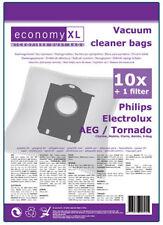30 Staubsaugerbeutel Economy geeignet für Philips Performer Active FC8575//09