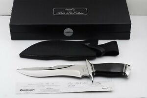BOKER PLUS KNIVES 2012 BOWIE KNIFE 045/999