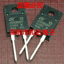 ST DIODE STTH812DI ULTRAFAST RECOVERY ST RECTIFIERS ...5//PACK