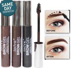 986d95471 Image is loading Technic-Eye-Brow-Gel-Medium-Dark-Brown-or-